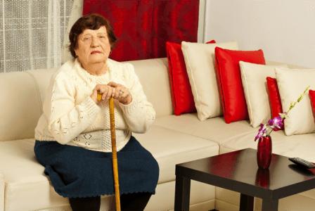 What Depression Looks Like Among Seniors