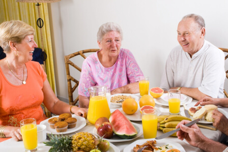 Tips for a Healthier Lifestyle at an Advanced Age