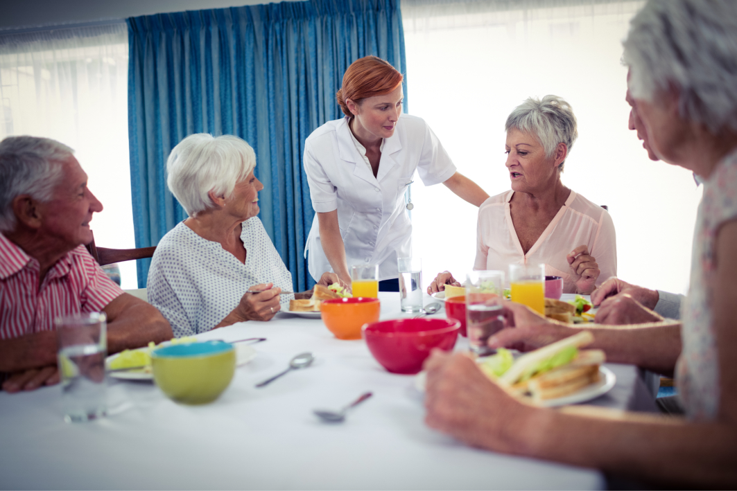 Safeguard Your Elderly from the Dangers of Choking